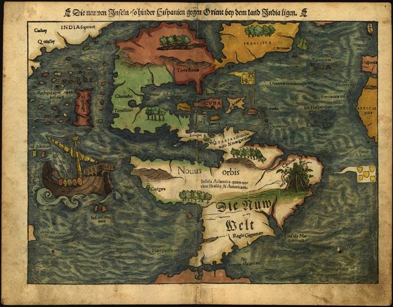 Munster, 1550